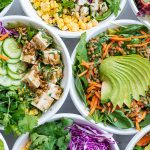 Bowls-of-healthy-salads