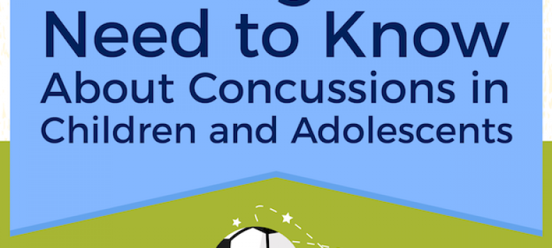 Understanding the Impact of Concussions on Children and Adolescents [Infographic]