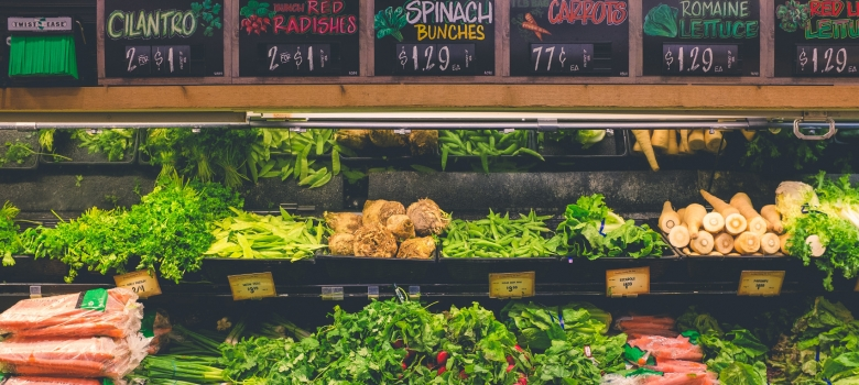 5 Grocery Shopping Tips to Help You Eat Healthier